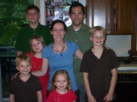 thom and jenn and kiddos