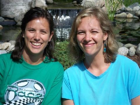 amy and kathy