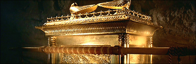 Not the actual Ark of the Covenant ...