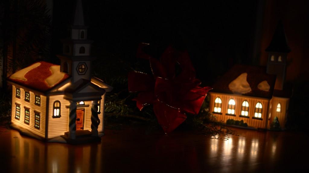 Quiet lights at night