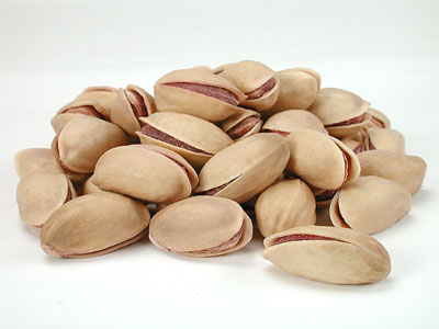 No pistachios were harmed in the writing of this blog post.