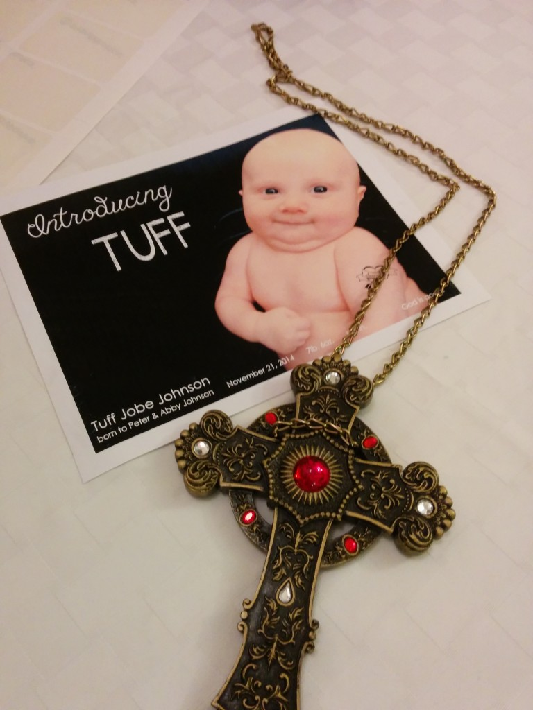 Tuff was clearly the MVB (most valuable baby).