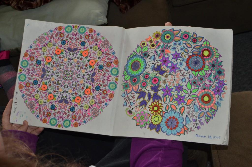 Sarah's beautiful creations