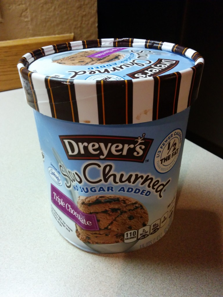 """It looked so promising -- """"Triple Chocolate"""" -- what could go wrong with a flavor like that?"""