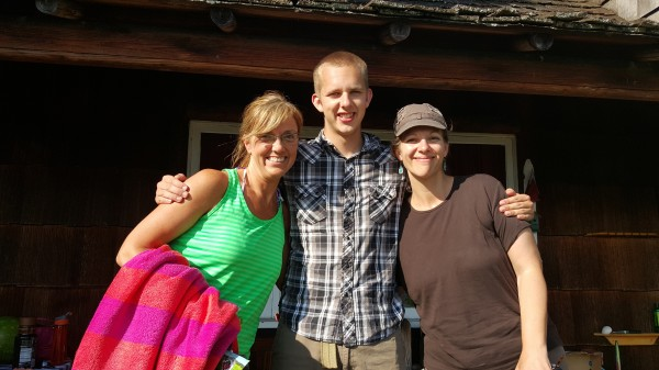 A Boy and Two Moms