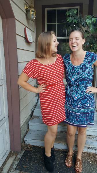 We love to laugh almost as much as we love each other.