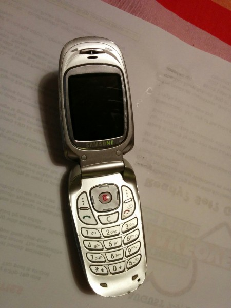 This phone has really served its time.  I wish they made 'em this durable, these days.