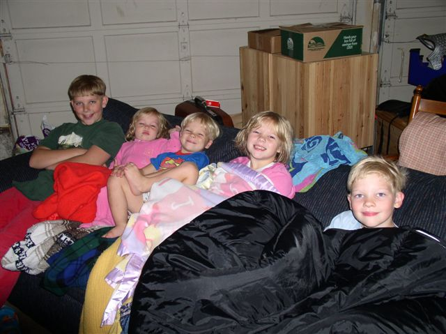 How CUTE were these kids!