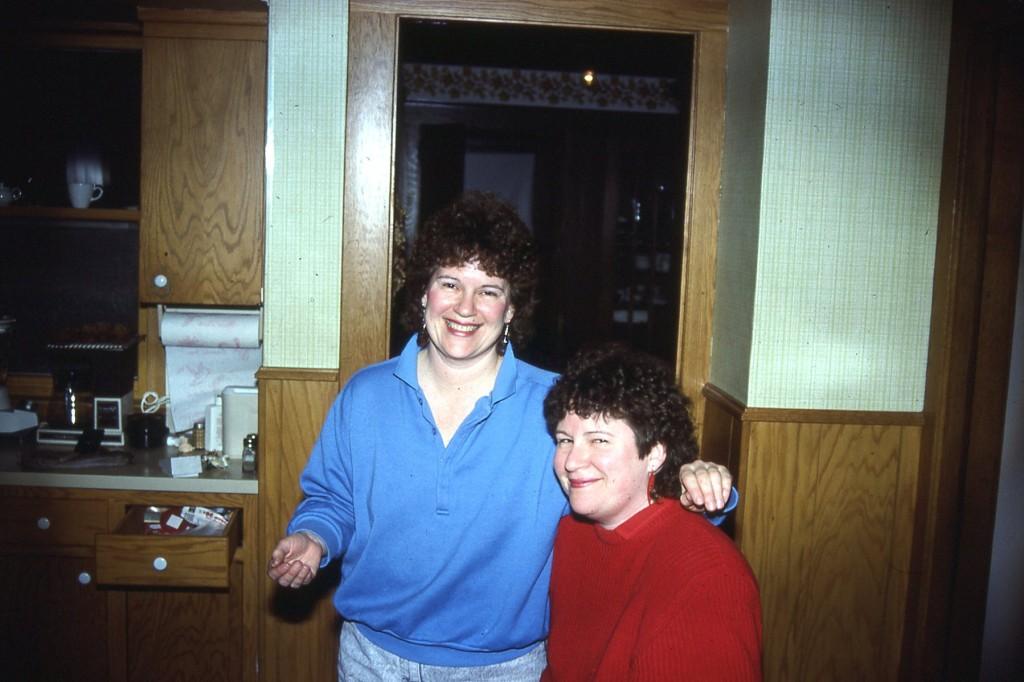 Years ago - sweet twins!