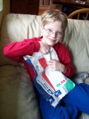 daniel's package