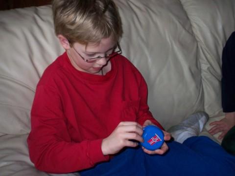 It IS a yo-yo!