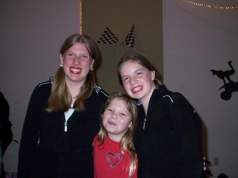rachel's friends