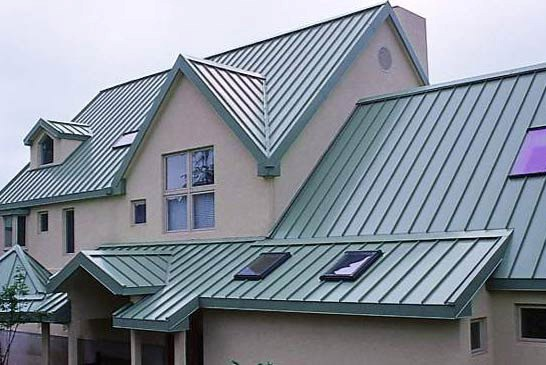 I'd love to put a metal roof on our house ...