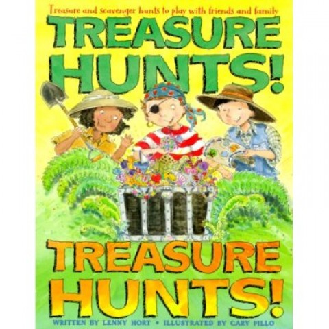 treasure hunts galore