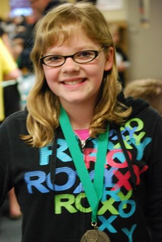 Rachel's Medal