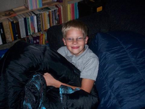 daniel's sleeping bags