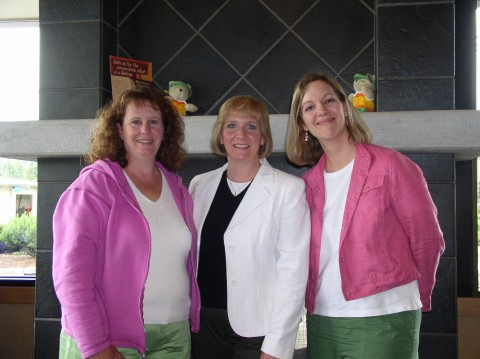 cindy, lee and kathy