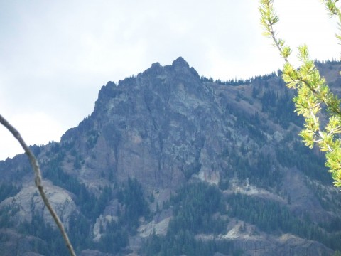 Goat Peak, or maybe not