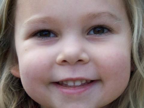 sarah closeup