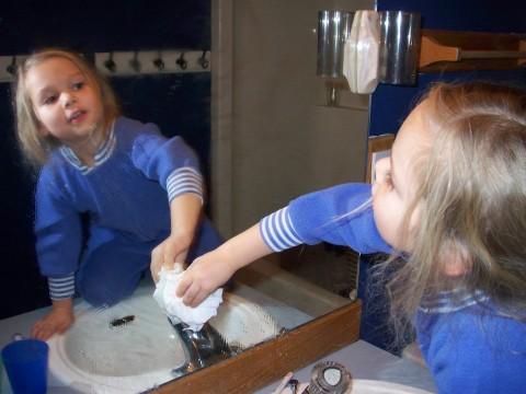sarah's mirror
