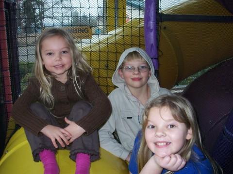 Playland kiddos