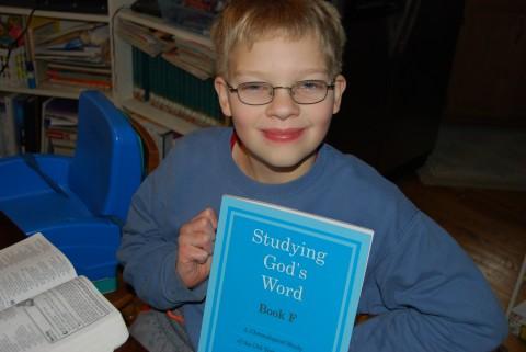 daniel's Bible study