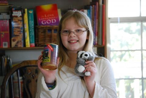 Canned Raccoon