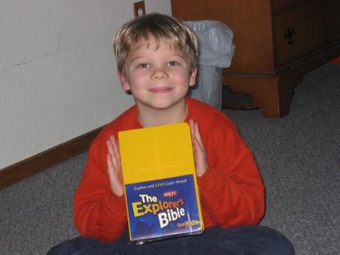 david's new Bible