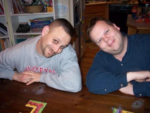 Josh and Tim