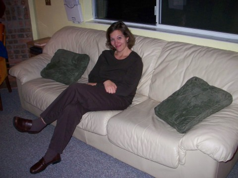 kathy's couch