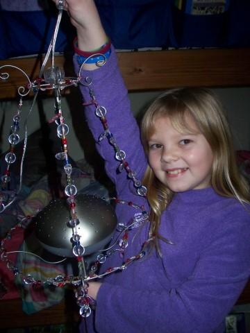 rachel's chandelier