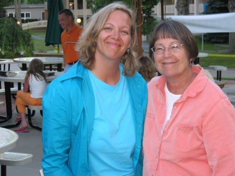 mamie and kathy