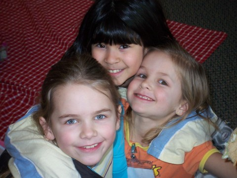 awesome homeschooling girls