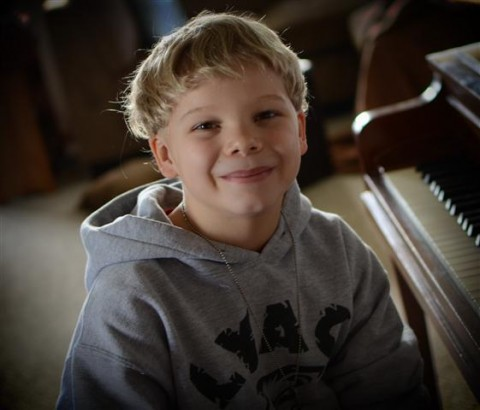 Swim-Piano Boy