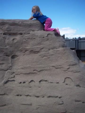 sarah climbs