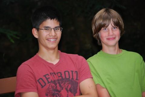 timothy and jake
