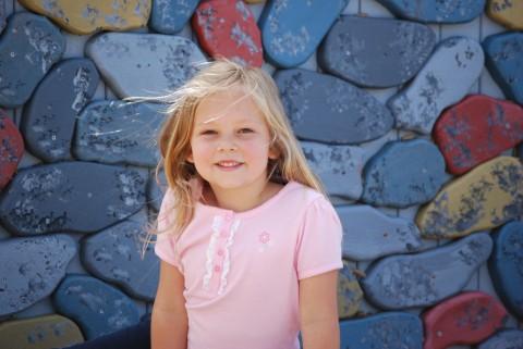 Sarah at the park