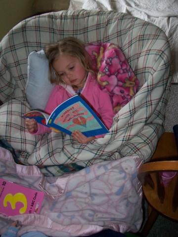 sarah reads