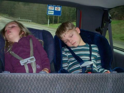 sleeping david and sarah