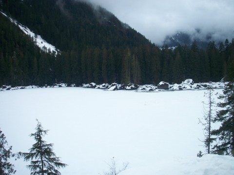 Lower Lena Lake (L3)