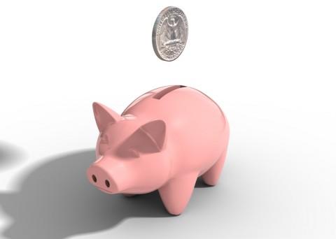 A Quarter Saved is Twenty-Five Cents