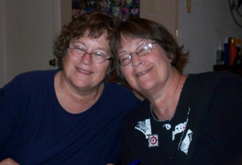 aunt kate and mamie