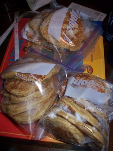 tim's pancakes