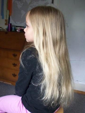 long hair again