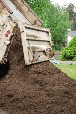 A load o' dirt