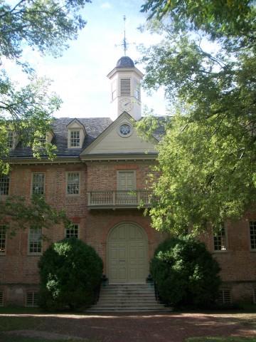 The Wren Building