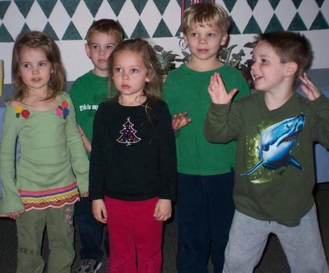 The Celebrated Grandma Honey's Class