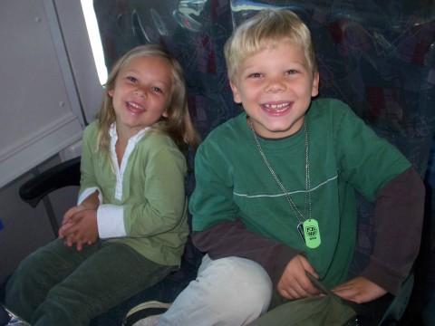 Airplane Kiddos