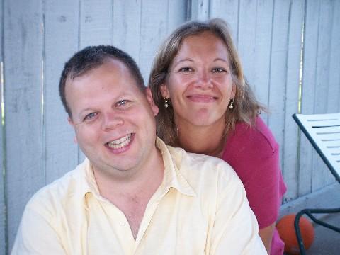 Tim and Kath